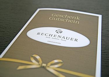 """</p> <p style=""""text-align: center;"""">Geschenkgutschein</p> <p>"""